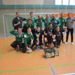 Neuer Hallen-Champion BSG Chemie II