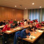 C-Lizenz-Trainerlehrgang in der Sportschule Leipzig erfolgreich beendet!