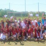 1. Schul-Soccer-Cup für Mädchen gestartet