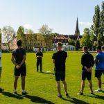 Bericht zum Förderkaderseminar der Schiedsrichter