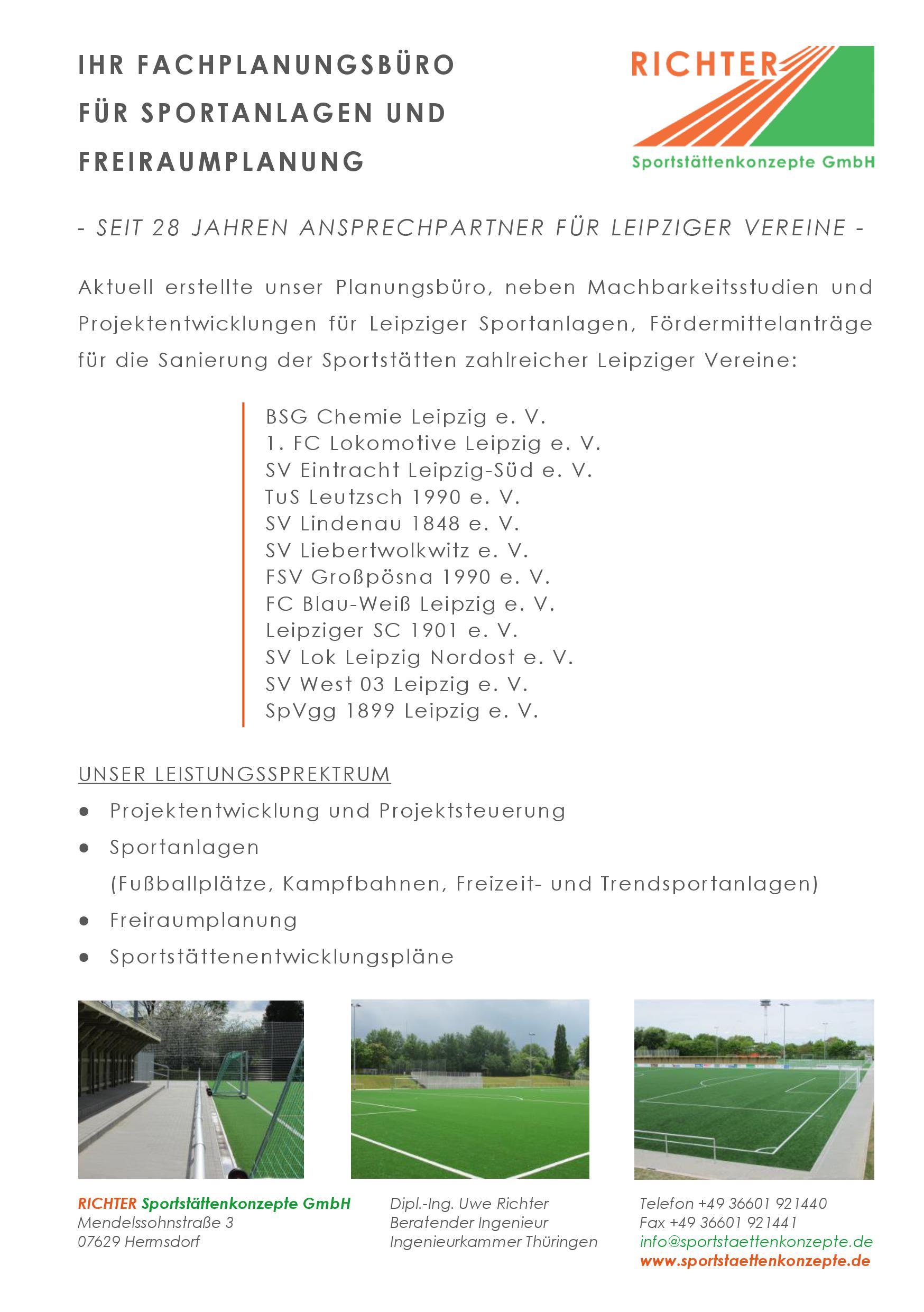 Anzeige Richter FVSL 2018-2019