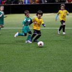 Bambini-Vorrunde im Rahmen des 6. LVZ-Sportbuzzer-Cups (Foto: Dirk Knofe/Sportbuzzer)