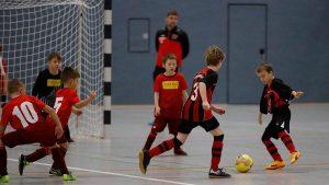 BSV Schönau erobert Hallenkrone der E-Junioren (FPL)