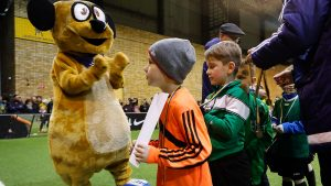 Leipzigs Bambini haben einen neuen Hallenstadtmeister