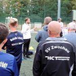 C-Lizenzfortbildung Tag des Trainers beim SSV Makranstädt