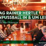 Vortrag Rainer Hertle zum Frauenfußball in & um Leipzig