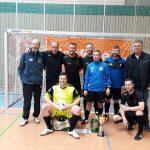 TSV Böhlitz-Ehrenberg neuer Hallenmeister bei den Senioren in der 1. Kreisklasse