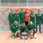 Die Altsenioren Ü40 der Kickers 94 Markkleeberg setzt ihre Siegesserie fort