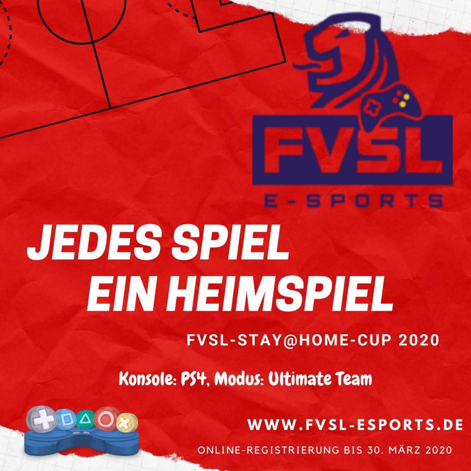 fvsl esport FVSL-Stay@Home-Cup 2020